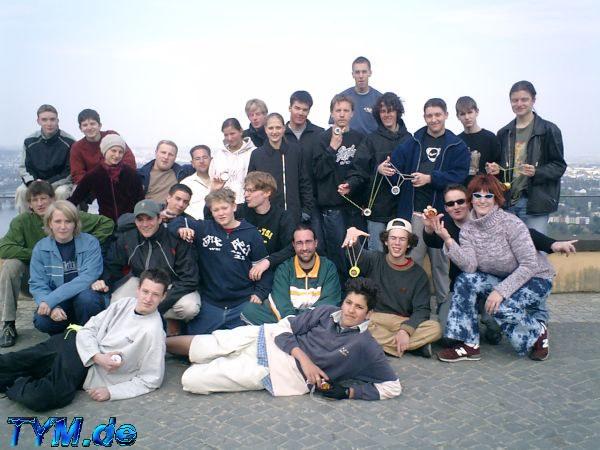 Camp Crew 2003