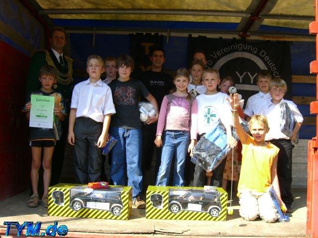 Gewinner 2. Ruhrkempener Yo-Yo Meisterschaften