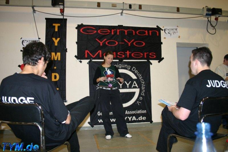 German Yo-Yo Masters 2006