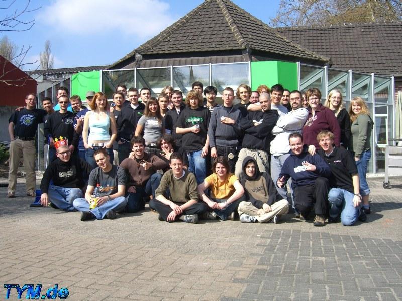 Camp Crew 2007