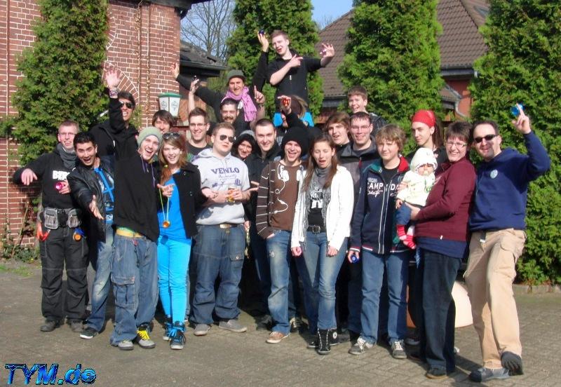 Camp Crew 2012