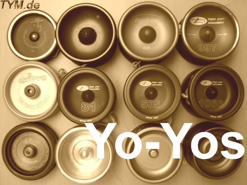 Yo-Yos bei Amazon kaufen